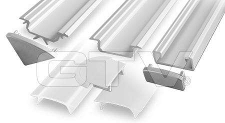 Profiliai LED juostoms