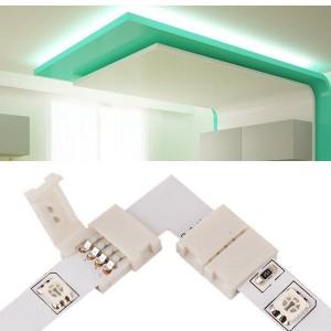 Jungtys LED juostoms